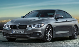 BMW 4 Series Coupé Revealed