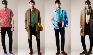 Burberry Prorsum Spring/Summer 2014 Collection