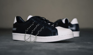 A Closer Look at the Y's by Yohji Yamamoto x adidas Super Position