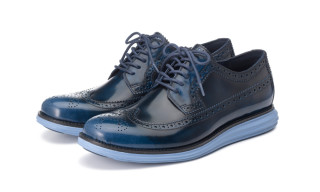 Cole Haan Fall 2013 LunarGrand Long Wing