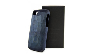 COLORS Handcarved Wood iPhone 5 Case