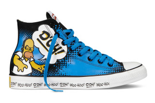 Converse Launches First-Ever 'The Simpsons' Footwear Collection
