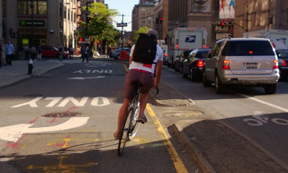 Cycling New York with the Nokia Lumia 928 Windows Phone