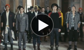 """Watch Models Sing Daft Punk's """"Get Lucky"""" for 2013 CFDA Awards"""
