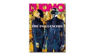 Daft Punk Cover the Latest Issue of L'Uomo Vogue