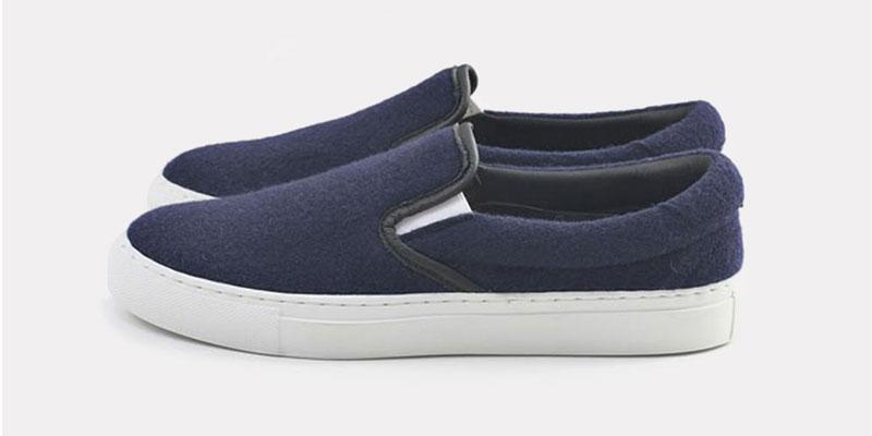 Diemme Wool Slip-On Sneakers wholesale price online FbtnteDTM