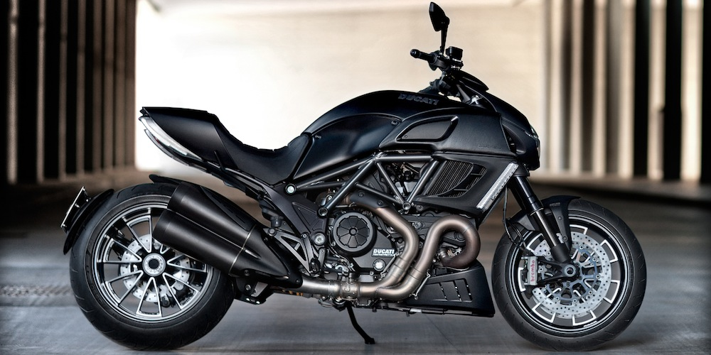 Ducati Diavel Dark • Highsnobiety