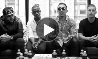 Barneys New York Interviews Team Behind Streetwear Label En Noir
