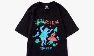"FRANK151 Japan x Stussy ""Cult Club"" Capsule Collection"