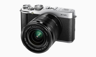 A First Look at Fujifilm's X-M1 Mirrorless Camera