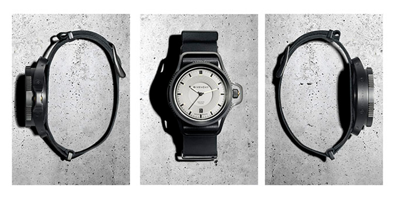 Givenchy seventeen watch by riccardo tisci highsnobiety for Givenchy watches