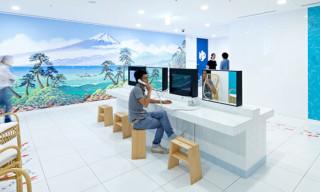 Take a Peek into Google's Tokyo Office