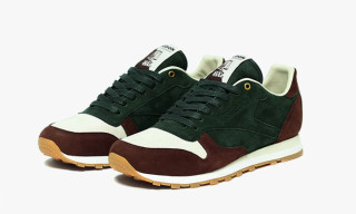 HIGHS & LOWS x Reebok Classic Leather 30th Anniversary