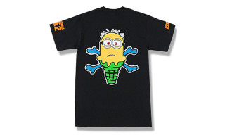 ICECREAM x 'Despicable Me 2' T-Shirt Collection