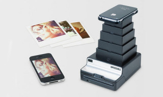 "The Impossible ""Instant Lab"" Smartphone Printer Now Available"