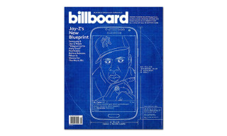 Jay-Z Covers the Current Issue of Billboard Magazine