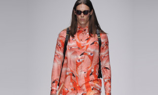 Katie Eary Spring/Summer 2014 Collection – Pink Flamingos