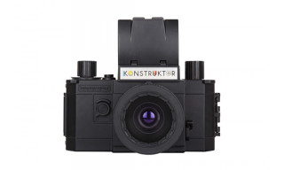 Build Your Own Lomography Camera with the Konstruktor DIY Kit