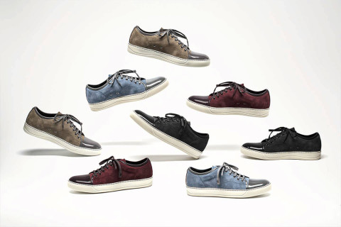 Lanvin Homme Classic Sneakers – The Video