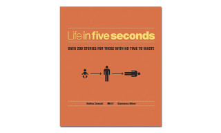 The Best Book You'll Learn About Today: 'Life in Five Seconds'