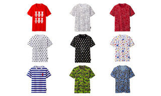 "Medicom Toy Bearbrick x Uniqlo Summer 2013 ""UT"" Collection"