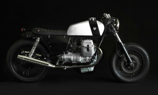 Moto Guzzi V75 Corsaiola by Venier Customs
