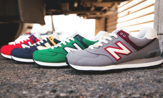 New Balance 574 Rugby Pack