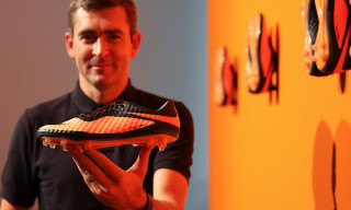 Nike Football Global VP Phil McCartney Breaks Down the Hypervenom Boot