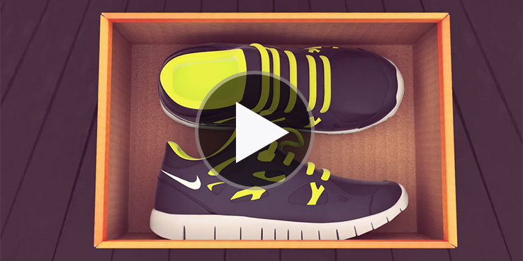 Nike Reuse A Shoe Campaign