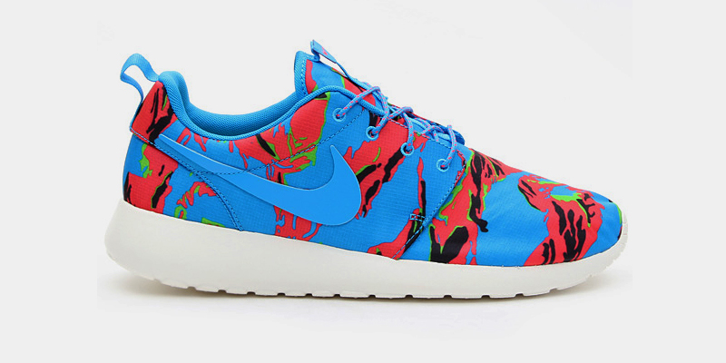nike roshe colorful