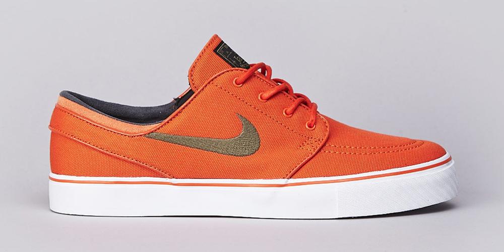 Nike Stefan Janoski Orange