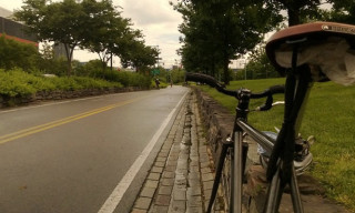 Cycling New York's West Side Bike Path with the Nokia Lumia 928
