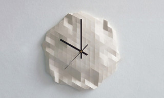 Raw Dezign Faceted and PolyGlobe Wall Clock