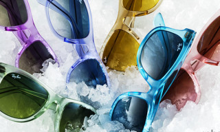 "Ray-Ban Wayfarer ""Ice-Pop"" Collection"