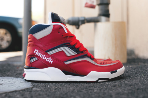 Released just in time for the 4th of July is Reebok s classic Twilight Zone  Pump in a red 4d2264f13