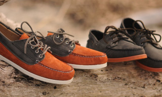 Sebago x Ronnie Fieg Spring/Summer 2013 Part 2