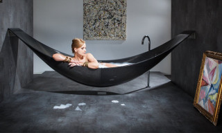 Splinter Works Vessel Carbon Fiber Hammock Bath