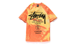 "Stussy x Tower Records 2013 ""Summer Festival Goods"" Collection"