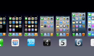 The Evolution of the iPhone Home Screen