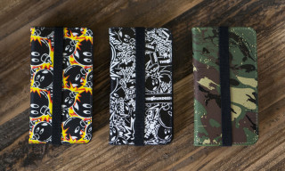 The Hundreds x HEX Axis Wallet for the iPhone 5