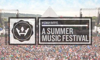Weekly Outfit: A Summer Music Festival