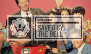 The Weekly Outfit: Saved by the Bell