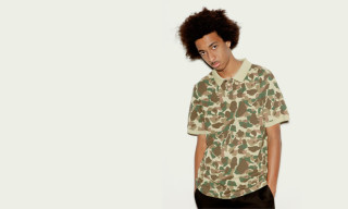 UNDFTD Summer 2013 Lookbook Featuring Taco from Odd Future