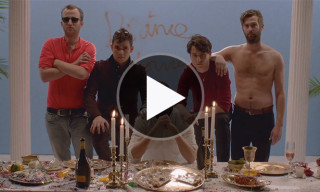 """Watch the Music Video for Vampire Weekend's """"Diane Young"""" featuring Sky Ferreira, Santigold, Chromeo & Others"""