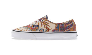 Liberty x Vans Authentic Collection
