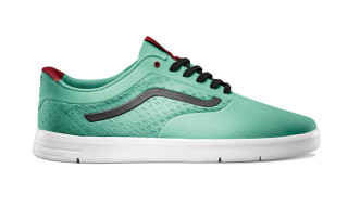"Vans LXVI Fall 2013 ""Mint & Red"" Pack"