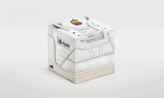 Vintage Apple Sneakercube