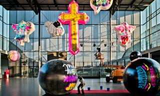 """WARSTEINER x Stefan Strumbel """"Partners in Crime"""" at art Karlsruhe"""