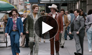 Watch the Official Trailer for 'Anchorman 2: The Legend Continues'