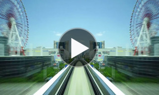 Hyper Drive YURIKAMOME – A Fascinating Tokyo Time-Lapse Video